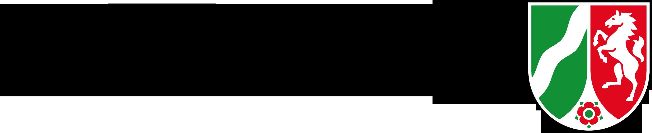 Logo des MFKJKS NRW